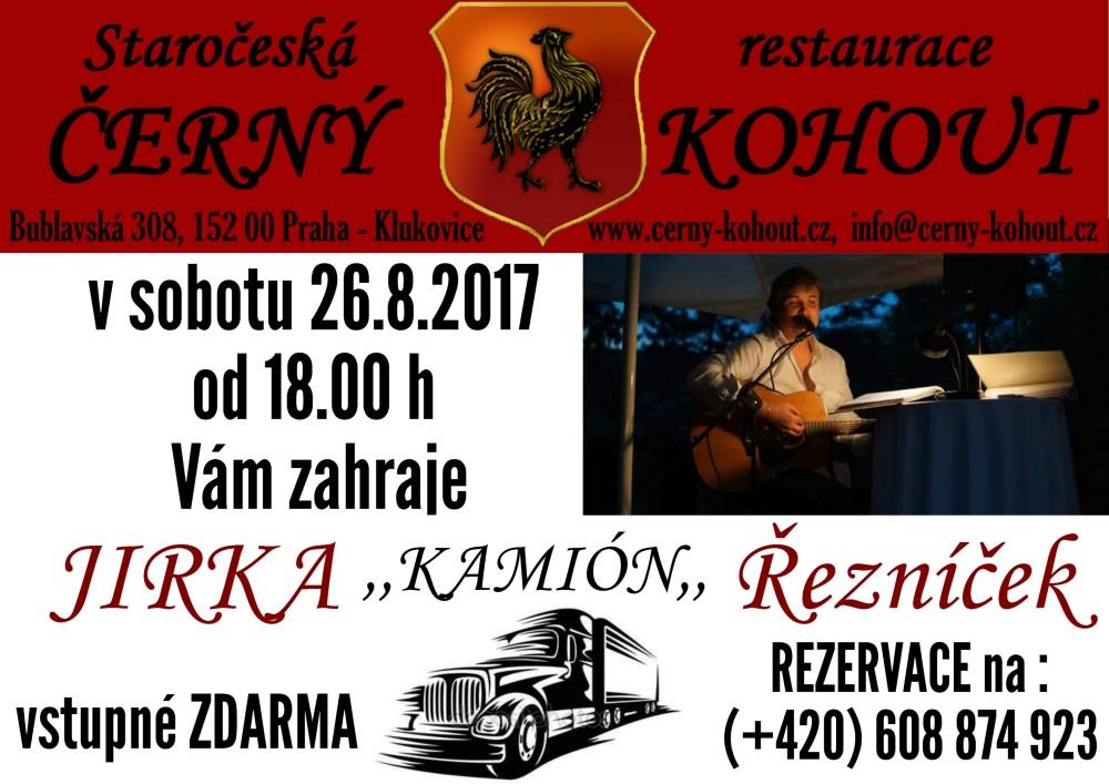 26.8.2017 Jirka Kamion