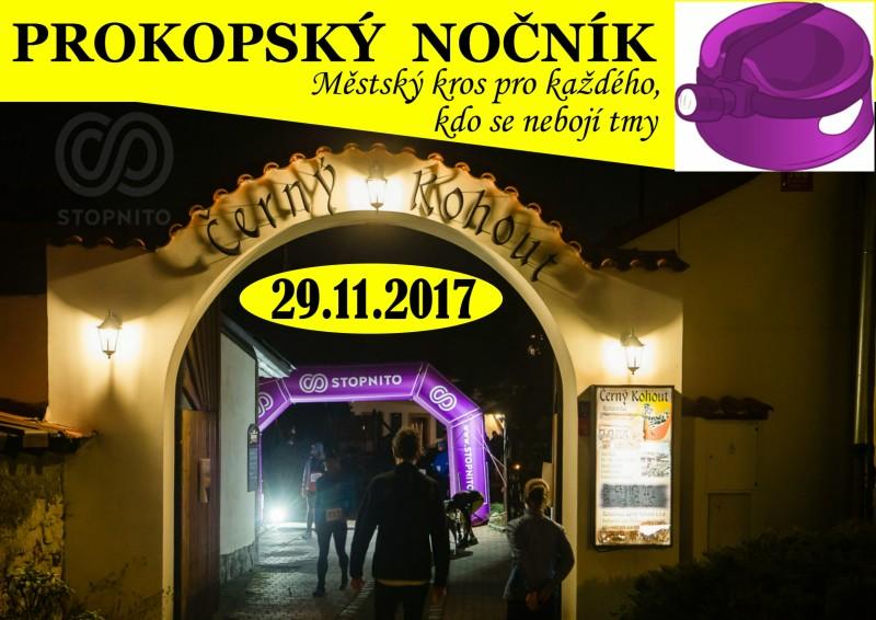 Prokopský nočník 29.11.2017